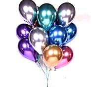 economico -Palloncini per feste 50 pcs Compleanno Gioco festa Palloncini Bomboniere Colore Graduale e Sfumato per forniture per bomboniere o decorazioni per la casa / 14 Anni e oltre