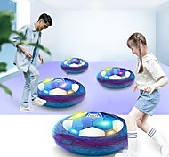 abordables -Ballon de soccer en vol stationnaire Ballon de football flottant Créatif Clignotant de couleur Lampe LED Plastique Adolescent Adulte Homme et Femme Garçons et filles Jouet Cadeau