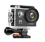 abordables -Eken EKEN H9R for car 480p / 720p / 1080p Sans-Fil / Full HD DVR de voiture 170 Degrés Grand angle CMOS 2 pouce LCD Dash Cam avec Wi-Fi / Vision nocturne / Enregistrement en Boucle Enregistreur de