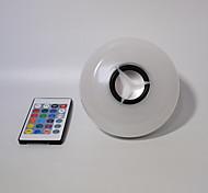 abordables -bluetooth musique lampe led intelligent coloré ufo lampe multifonction rgb à distance changement de couleur ampoule