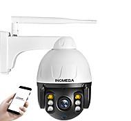 abordables -INQMEGA ST-382-2M-AI 2 mp Caméra IP Extérieur Soutien 128 GB