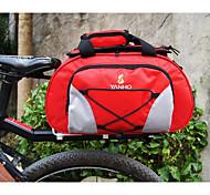 abordables -6 L Sacoche de Selle de Vélo Sacs de Porte-Bagage Cyclisme Extérieur Pour tous les jours Sac de Vélo Tissu Oxford Sac de Cyclisme Sacoche de Vélo Téléphones de taille similaire Activités Extérieures