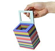 abordables -Blocs Magnétiques Briques de construction 1 pcs Famille simple Créatif Frais Jouets de construction Tous Jouet Cadeau / Enfant / 14 ans & Plus