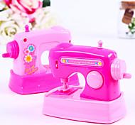 abordables -Jeu de Rôle Plastique Machine à coudre Mini Nouveautés Electrique Enfant Tous Cadeaux