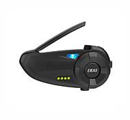 abordables -EJEAS 4.2 Kit Piéton Bluetooth Etanche / Radio FM Moto