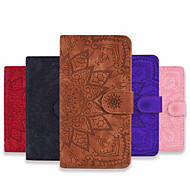 economico -telefono Custodia Per Samsung Galaxy Integrale Custodia in pelle Porta carte di credito S20 Plus S20 Ultra S20 S9 S9 Plus A6 (2018) A6+ (2018) Nota 9 J6 J4 (2018) A portafoglio Porta-carte di credito