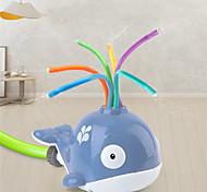 abordables -Arroseur pour enfants Jouets aquatiques Jouets de bain Jouet de baignoire Baleine ABS Créatif Eté pour les tout-petits, cadeau de bain pour les enfants et les nourrissons