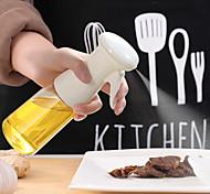 economico -Spruzzatore di olio da 210 ml per cucinare, spruzzatore di olio d'oliva, flacone spray per olio d'oliva, distributore di olio d'oliva per insalata, barbecue, cottura al forno, arrosto, plastica 1pz