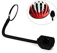 abordables -Plus d'accessoires Miroir de Casque de Vélo Cyclisme moto Vélo Plastique ABS + PC Noir 1 pcs