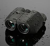 abordables -jumelles de télescope 10x25 haute clarté avec vision nocturne bak4 télescope miniature à prisme jumelles étanches haute puissance