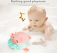 cheap -Bath Toy Water Toy Piggy Ride Flying Fish Children's Electric Shower Summer Bath Fun Bath Toys Children Water Play Baby Swimming
