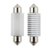 abordables -2pc 12-24v c5w led c10w canbus 31/36/39 / 41mm sans erreur lampe de lecture intérieure clairance automatique lampe à plaque blanc iceblue blanc chaud