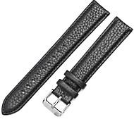 economico -vera pelle Cinturino per orologio  Nero / Marrone 23cm / 9 pollici 2cm / 0.8 Pollici / 2.2cm / 0.9 Pollici