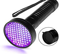 abordables -Lampes de poche LED Émetteurs Professionnel Transport Facile Durable Camping / Randonnée / Spéléologie Usage quotidien Cyclisme Extérieur Noir