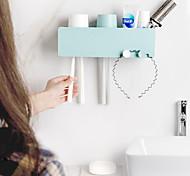 abordables -Gobelet pour brosse à dents Auto-Adhésives / Multifonction Mode / Moderne contemporain ABS 1 jeu - Accessoires Brosse à dents et accessoires
