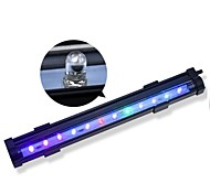 economico -Luce dell'acquario Luce LED Luce per acquario Blu Risparmio energetico Alluminio 24 W