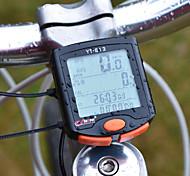 abordables -813 Compteur de Vélo Odomètre 3 vélos Vélo de Route Vélo tout terrain / VTT Vélo pliant Cyclisme
