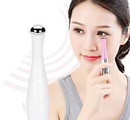abordables -mini portable électrique stylo de massage des yeux dispositif cercle sombre soins du visage vibration visage mince bâton magique anti poche sac&ampli; plisser