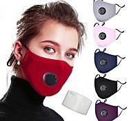 abordables -Antibrouillard Résistant à la poussière Protection Vélo / Cyclisme Rouge foncé Bleu marine Blanche pour Femme Adulte Couleur Pleine / Masque / Masque