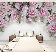 abordables -art déco personnalisé mural autocollant rose est adapté pour fond mur café boutique hôtel décoration murale art
