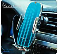 economico -caricabatterie wireless per auto h8 sensore a infrarossi intelligente caricabatterie wireless multifunzione da 15 w supporto per ricarica automatica del telefono
