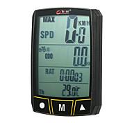 abordables -338 Compteur de Vélo Etanche latar SET (km / m) Vélo de Route Vélo tout terrain / VTT Vélo pliant Cyclisme