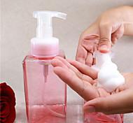 abordables -450 ml vide pressé pompe moussante bouteille de mousse de savon distributeur de contenants cosmétiques distributeur de liquide de voyage pour animaux de compagnie