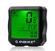 abordables -IC528 Compteur de Vélo Odo - Odomètre SPD - Vitesse actuelle Horloge 12/24 Heures Vélo tout terrain / VTT Vélo de Route Cyclotourisme Cyclisme