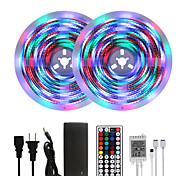 abordables -Mashang Bright RGBW LED Strip Lights 32.8ft 10m étanche RGBW Tiktok Lights 2340LEDS SMD 2835 avec 24 touches IR télécommande et adaptateur 100-240V pour la maison chambre cuisine TV rétro-éclairage