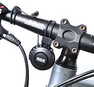 economico -Campanello per bici per Bici da strada Mountain bike Bicicletta pieghevole Ciclismo ricreativo Bicicletta a scatto fisso Ciclismo ABS + PC Nero 1 pcs