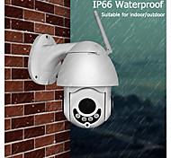 economico -Hiseeu N42-200 2 mp Videocamera IP All'aperto Supporto 128 GB