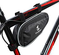 abordables -YANHO® 1 L Sac Cadre Velo Réfléchissant Portable Cyclisme Sac de Vélo Tissu Oxford Sac de Cyclisme Sacoche de Vélo Téléphones de taille similaire Activités Extérieures