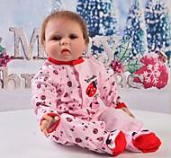 abordables -Vêtements de poupées Reborn Baby Accessoires de poupée Reborn Tissu en Coton pour poupée Reborn de 22 à 24 pouces Poupée Reborn Non Incluse Insecte Doux Pur fait main Fille 1 pcs