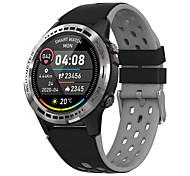 abordables -A7 Smartwatch Montre Connectée pour Android iOS Samsung Apple Xiaomi Bluetooth 1.3 pouce Taille de l'écran IPX-5 Niveau imperméable Imperméable Ecran Tactile GPS Moniteur de Fréquence Cardiaque