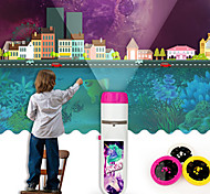 economico -Luci del proiettore Unicorno Illuminazione LED Animali Con LED Adorabile Batterie AA alimentate 2 * Batterie AA Da bambino per regali di compleanno e bomboniere 1 pcs Da tutti i giorni Festival