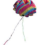 abordables -main légère parachute jeté enfant fun noctilucent jouet