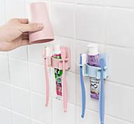 economico -Strumenti / Tazza portaspazzolino Creativo / Auto-adesivo Essenziale PP 2 pezzi - Strumenti e attrezzi Spazzolino da denti e accessori