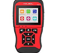 economico -kolsol ks501 scanner automobilistico obdii & eobd scan tool strumento diagnostico multilingue per veicoli universali con protocolli obd2 standard connettore a 16 pin lettore di codici di nuova generaz