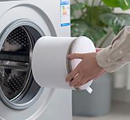 economico -borsa portabiancheria reggiseni di alta qualità addensata lavatrice in rete di poliestere con cerniera