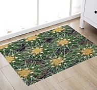 economico -tappetini da bagno moderni piccoli cactus bagno non tessuto / memory foam novità