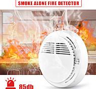 abordables -détecteur de fumée détecteur d'alarme incendie intelligent détecteur de détecteur de fumée détecteur de détecteur de monoxyde de carbone sans fil