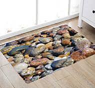 economico -una varietà di moderni tappetini da bagno in tessuto non tessuto / memory foam