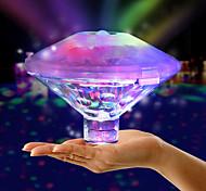 abordables -lumière sous-marine flottante extérieure rgb submersible led disco party lumière lueur spectacle piscine décoration lumière bain à remous spa lampe bébé bain lumière sans batterie
