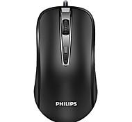 abordables -Souris de bureau laser USB filaire 2.4g portable Philips M214 pour ordinateur portable