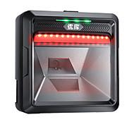 economico -YK&SCAN MP8000 Scanner di codici a barre Scanner USB 2.0 CMOS 2400 DPI