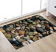 economico -tappeti da bagno moderni ciottoli naturali non tessuti / memory foam bagno novità