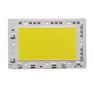 abordables -led cob puce led lumière 110v 220v 150w blanc chaud blanc intelligent ic pas besoin de pilote smd perles de lumière pour projecteur projecteur lampe extérieure diy éclairage 1pc
