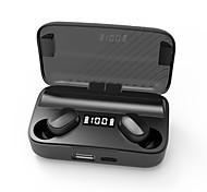 economico -DUDAO A9 Auricolari wireless Cuffie TWS Bluetooth5.0 Con la scatola di ricarica Impermeabile IPX7 Controllo vocale Hey Siri per Apple Samsung Huawei Xiaomi MI Affari d'ufficio