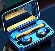 economico -LITBest F9 Auricolari wireless Cuffie TWS Senza filo Stereo Con la scatola di ricarica Rilevazione automatica dell'orecchio per Apple Samsung Huawei Xiaomi MI Sport Fitness
