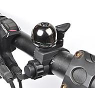 abordables -Sonnette de Vélo Poids Léger pour Vélo de Route Vélo tout terrain / VTT Vélo pliant Cyclotourisme Vélo à Pignon Fixe Cyclisme Alliage Noir Dorée Argent 1 pcs